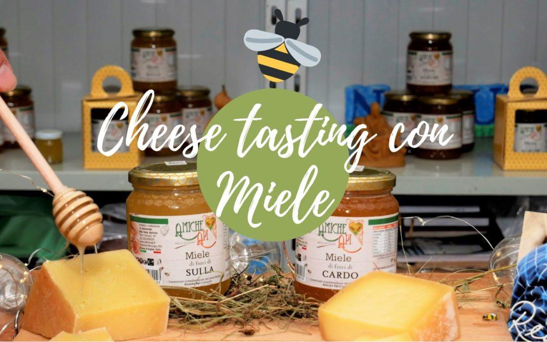 Miele e Formaggi (Cheese tasting)